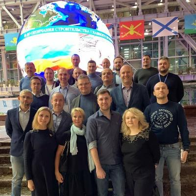 EMBA RANEPA/Kingston group visited the Ministry of Defense of the Russian Federation!
